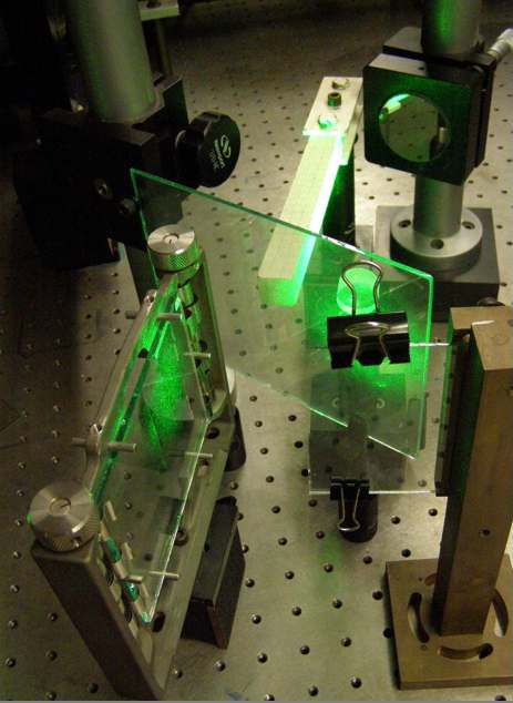 EMA 611 Lab 4Holographic interferometry